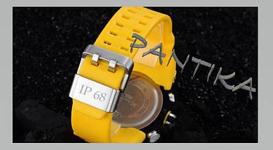 Модные часы для плавания и занятия спортом IP68, фото 3