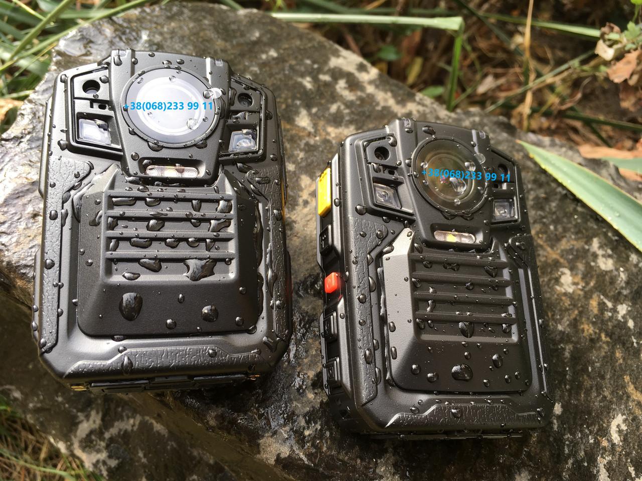 Полицейская камера Protect R-02A- 64Gb