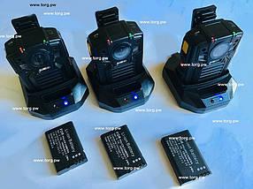 Видеорегистратор нагрудный Шторм1 64Gb, фото 3