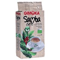 Молотый кофе Джимока Gimoka Samba Bio