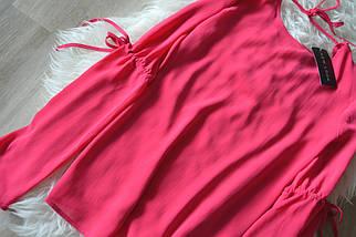 Новая яркая блуза с красивыми рукавами New Look, фото 2