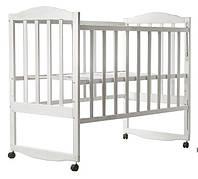 Кровать Babyroom Зайчонок Z102  слоновая кость, фото 1