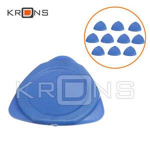 Пластиковый съемник 10 шт, медиатор для вскрытия корпусов разборки,