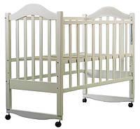 Кровать Babyroom Дина D102  слоновая кость, фото 1