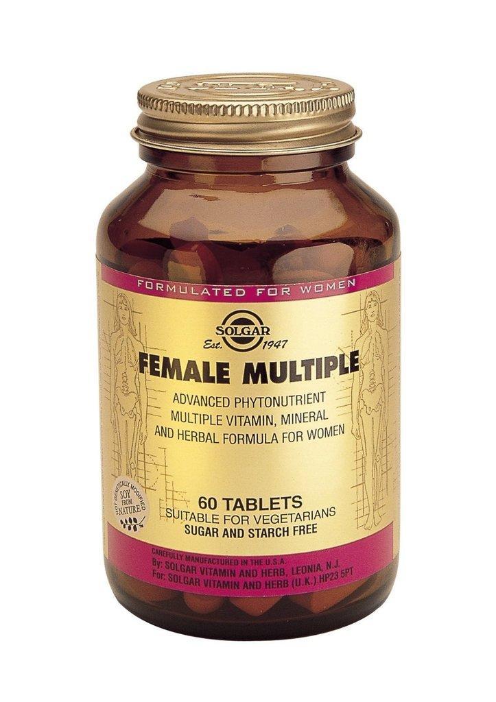 Комплекс витамин для женщин табл. 60 , Солгар / Solgar