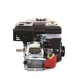 Двигун бензиновий Булат BТ170F-S (HONDA GX210) (шпонка, бензин 7.5 л. с.), фото 3