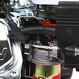 Двигун бензиновий Булат BТ170F-S (HONDA GX210) (шпонка, бензин 7.5 л. с.), фото 6