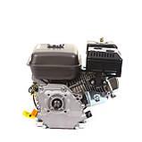 Двигун бензиновий Булат BТ170F-S (HONDA GX210) (шпонка, бензин 7.5 л. с.), фото 7