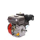 Двигун бензиновий Булат BТ170F-S (HONDA GX210) (шпонка, бензин 7.5 л. с.), фото 8