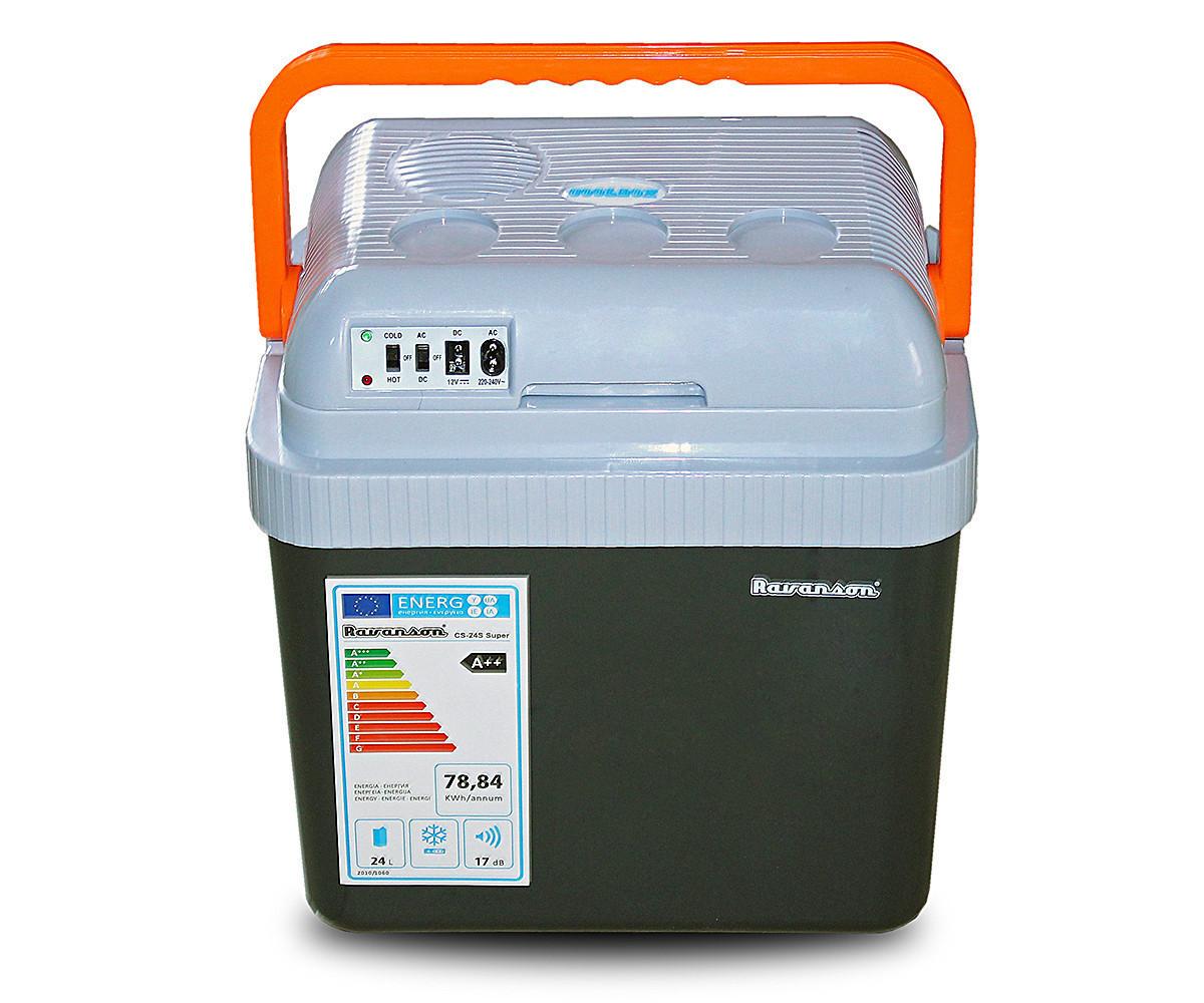 Автомобильный холодильник электрический 230V 12V RAVANSON