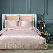 Комплект постельного белья из жаккарда Sensibility Arya семейный размер ELDORA BEJ