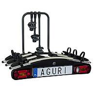 Крепление для велосипедов на фаркоп AGURI ACTIVE BIKE 3