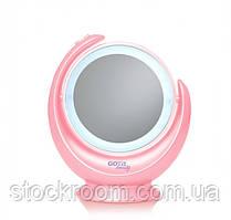 Косметическое зеркало GOTIE GMR-318 R с LED подсветкой