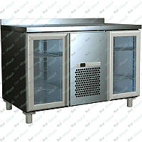 Стол холодильный барный Полюс 2GNG/NT