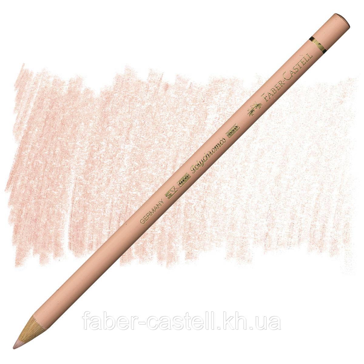 Карандаш цветной Faber-Castell POLYCHROMOS светло-телесный №132 (Light Flesh), 110132