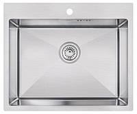 Кухонная мойка Imperial D6050 Handmade 3.0/1.2 мм нержавеющая сталь