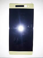 Дисплей + Сенсор Sony Xperia XA Ultra F3211 / F3212 / F3213 / F3215 / F3216 lime gold orig