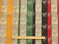 Льняная ткань для полотенец  (шир. 211 см)