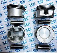 Поршень с кольцами  86,5 (+0,50) Opel 2.0 8V C20NE 102-66300 10
