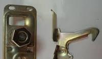 Ремонтный комплект замка капота (замок капота, шток, крючек) Газель,Соболь (производство Россия)