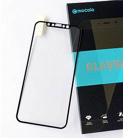 Защитное 3D стекло Apple iPhone X