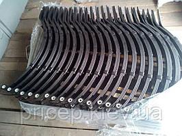 Рессоры на прицеп легковой 4 листовые ширина 45мм AL-KO