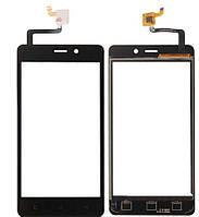 Сенсорный экран (тачскрин) Blackview A8 чёрный