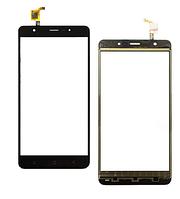 Сенсорный экран (тачскрин) Blackview R6 чёрный