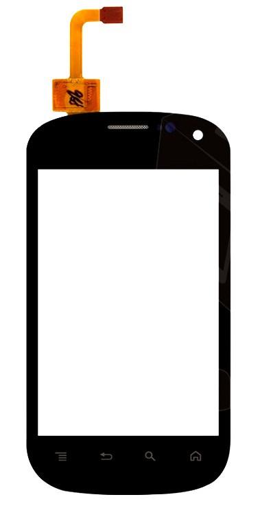 Сенсорный экран (тачскрин) Fly IQ270 Firebird чёрный