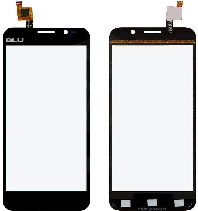 Сенсорный экран (тачскрин) Gigabyte GSmart Alto A2 чёрный