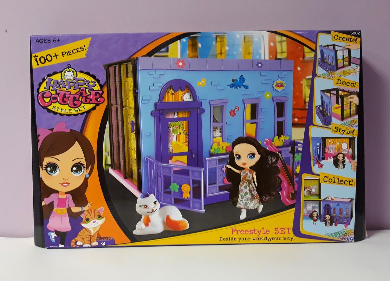 Дом для Барби LPS В коробке 5002+