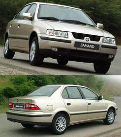 Противотуманные фары для Samand EL / LX 06-