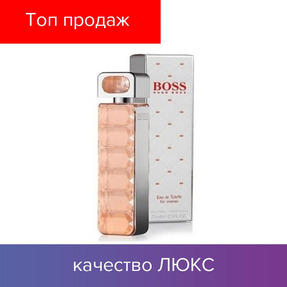 75 Ml Hugo Boss Boss Orange Eau De Toilette туалетная вода босс