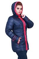 Стильная весенняя курточка от производителя скапюшоном