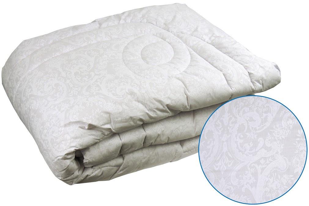 "Одеяло из овечьей шерсти зимнее чехол бязь 205х172 ТМ ""Руно"", фото 1"