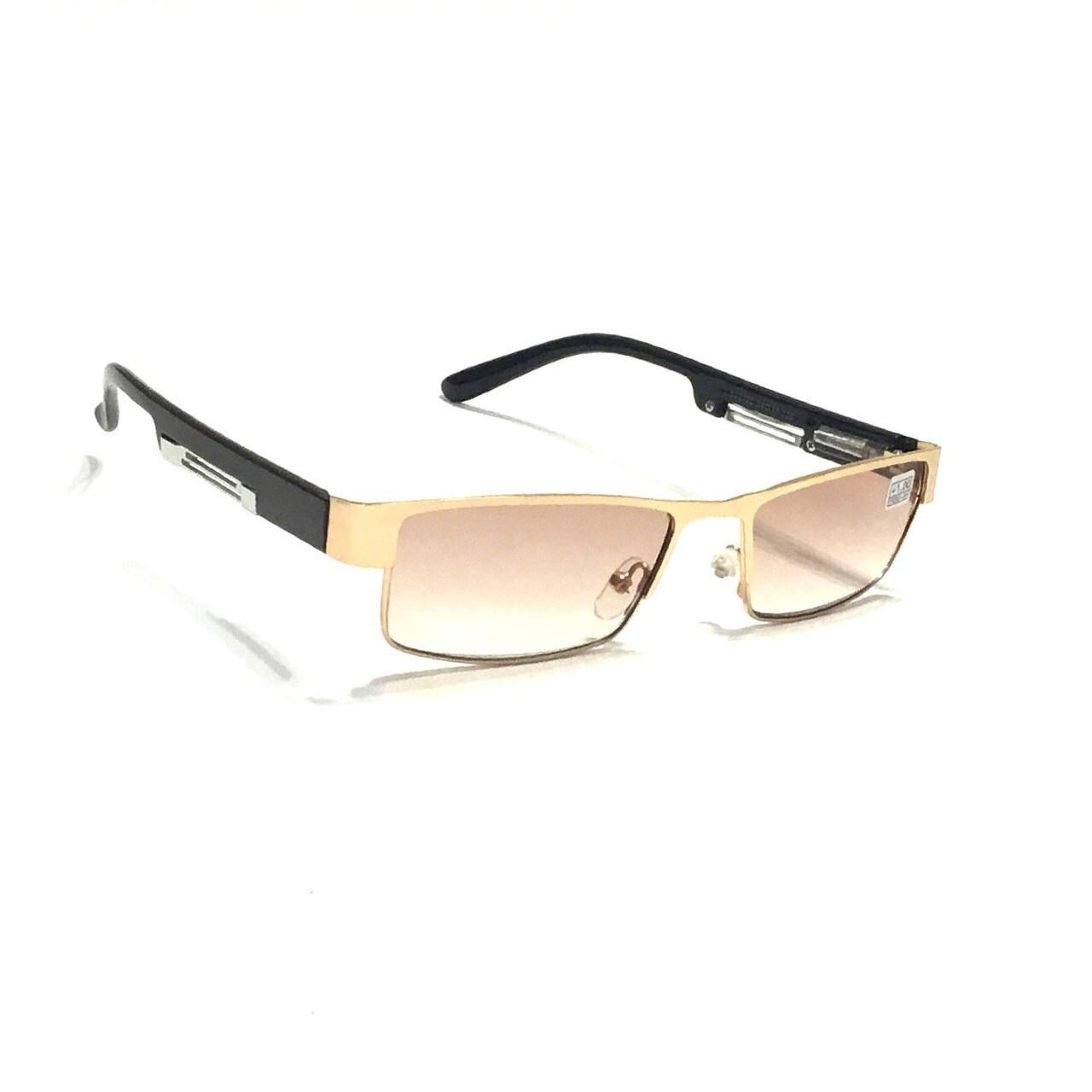 Мужские очки с тонированной линзой