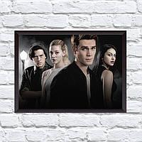 Постер с рамкой Riverdale #7