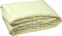 "Одеяло силиконовое зима 205х172 молочное чехол микрофибра ТМ ""Руно"""