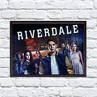 Постер с рамкой Riverdale #8