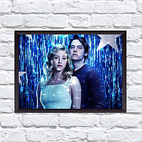 Постер с рамкой Riverdale #9