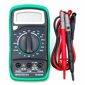 Мультиметр с цифровым дисплеем MASTECH MAS830B