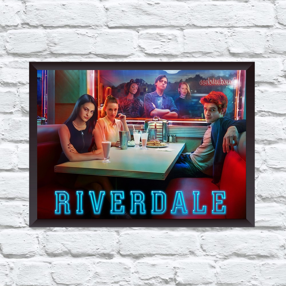 Постер с рамкой Riverdale #13