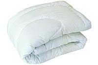 """Одеяло зимнее силиконовое 140х205 белое чехол микрофибра ТМ """"Руно"""""""