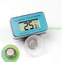 Електронний акваріумний термометр внутрішній