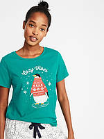 Футболка Old Navy (GAP) с пингвином, S-М