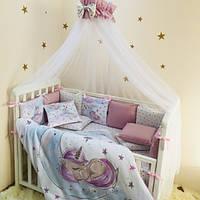 Комплект в кроватку Magic Единорог, фото 1