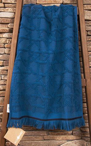 Полотенце махровое - Selcuk denim 50х90, фото 2