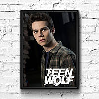 Постер с рамкой Teen Wolf #1