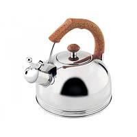 Чайник со свистком 3л Kaiserhoff KH 0510