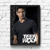 Постер с рамкой Teen Wolf #2